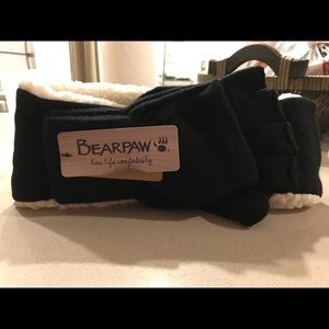 BearPaw Gloves and headband. Brand new with tag.